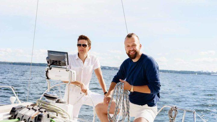 Обучение яхтингу в Сочи