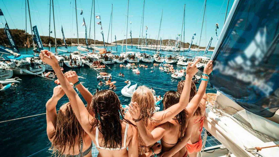 Вечеринки на яхтах в Сочи